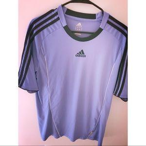Men's vintage ATS Adidas dry-fit shirt